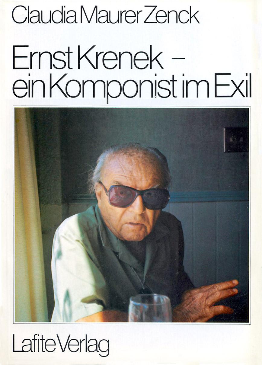 Ernst Krenek, Komponist im Exil